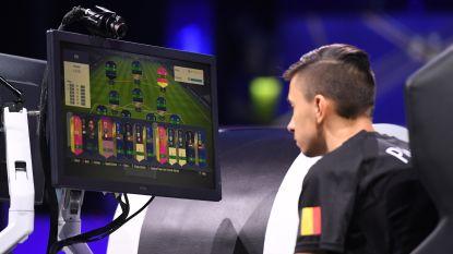 Belgian eDevil Stefano Pinna grijpt in Londen net naast FIFA-wereldtitel maar strijkt toch mooi bedrag op