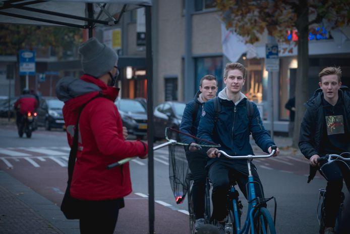licht fiets junusshof wageningen 10-11-2020