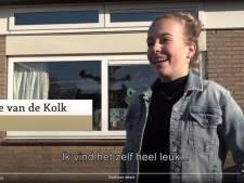 Wens van Janneke (12) uit Putten gaat in vervulling: burgemeester Lambooij doet appel op samenleving