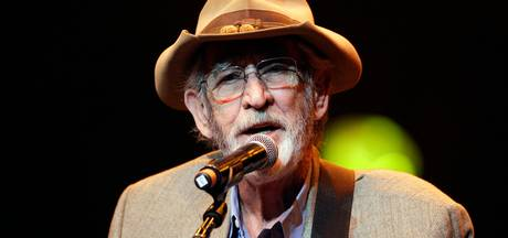 Countryzanger Don Williams overleden