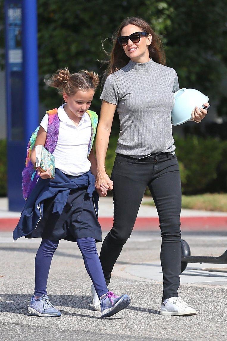 Jennifer Garner en Seraphina.