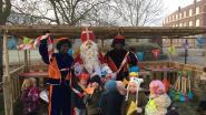 Sint-Benedictus krijgt 'modderkeuken' cadeau van Sinterklaas