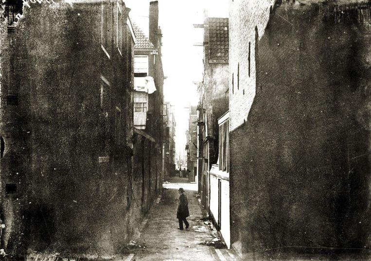 1900-1915. Beeld Collectie G.H. Breitner