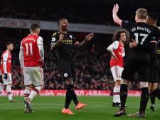 Weergaloze De Bruyne loodst City voorbij tandeloos Arsenal