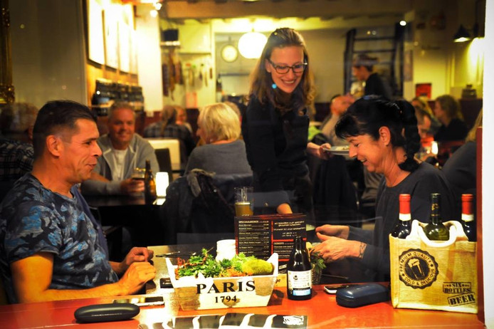 Restaurant Het VleeschVentje in Vlissingen promoot goed vlees, ook de onderdelen die we niet meer eten en zelfs niet meer kennen.
