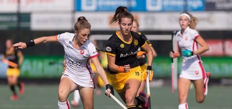Laura Nunnink (Oranje-Rood) met Oranje naar Hockey World League in Nieuw-Zeeland