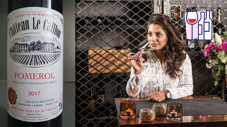 """Sepideh: """"Een traditioneel Frans of Europees wijnetiket focust nog altijd op de 'appellatie', of de precieze regio waar de wijn vandaan komt"""""""