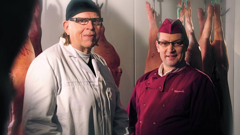 Johan Segers - Tot op het bot: Het Varken