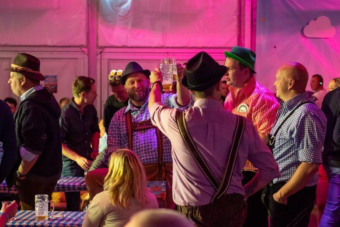 TT-2019-013631 - HAAKSBERGEN - Oktoberfestival in Haaksbergen. EDITIE: ENSCHEDE FOTO: Lars Smook LS20191004