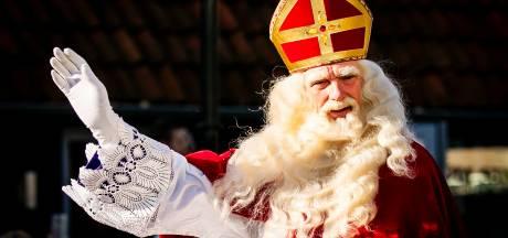 Alternatieve intocht: sinterklaas komt toch naar Groesbeek