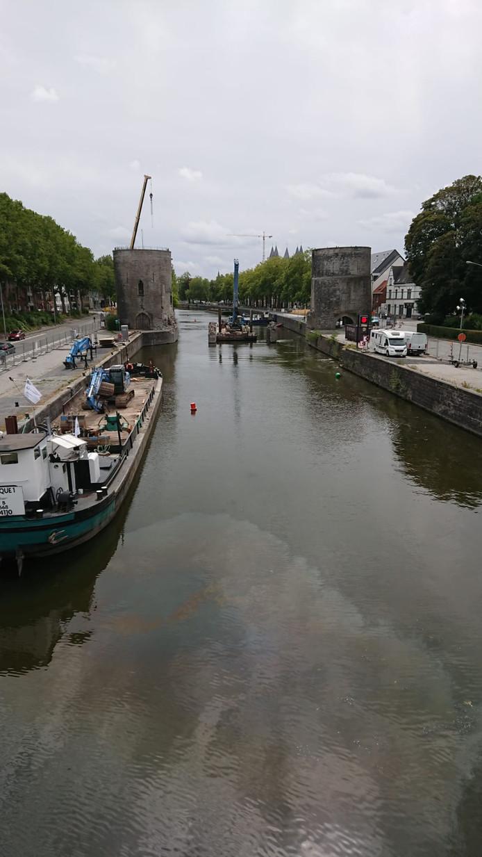 Le Pont des Trous a perdu à jamais son aspect historique