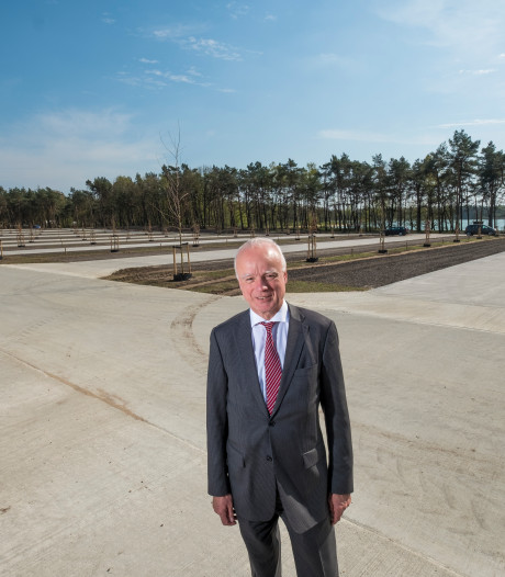 Directeur Droogh van Leisurelands over afschieten plan zonnepanelen op Heerderstrand: 'Kort door de bocht'