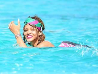 Rihanna heeft er (alweer) een nieuwe tattoo bij