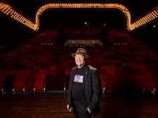 Louk Haffmans (74) hoopt volgend jaar zijn 50ste Film Festival te beleven