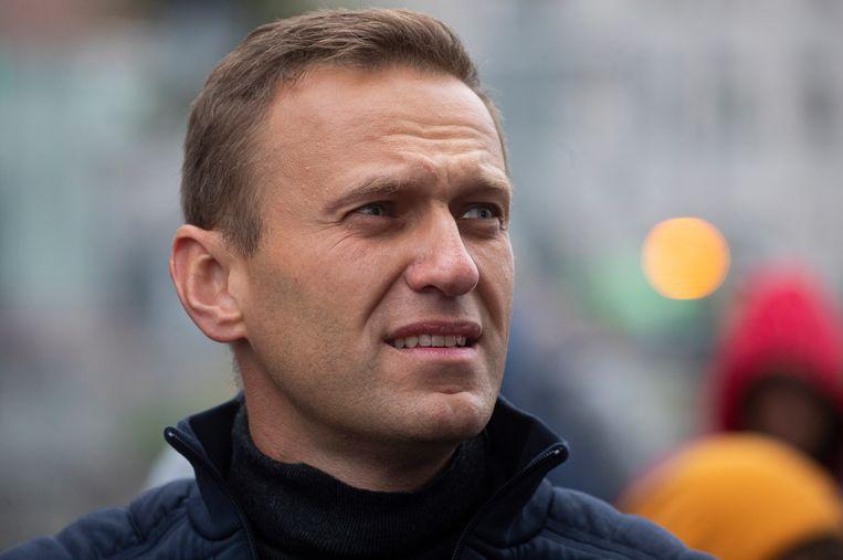 Aleksej Navalni. Beeld EPA