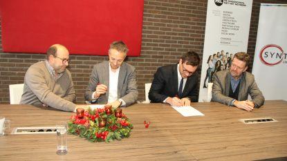 Hogeschool PXL en SYNTRA Limburg sluiten exclusieve samenwerkingsovereenkomst
