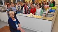 Kookclubs De Kim nemen afscheid van lesgeefster Myriam