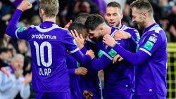 Anderlecht haalt nog eens ouderwets uit tegen Eupen: 6-1!