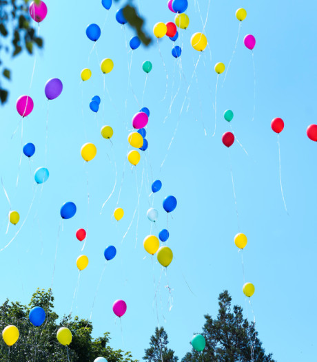 Ballonnen oplaten in Goes is binnenkort echt verboden