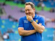 Sloetski kijkt uit naar botsing met voetbalvriend Advocaat