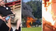 Uitgebrande auto's, brandwonden en spectaculaire vuurvideo's: dit is de ravage die de Samsung Note 7 achterlaat