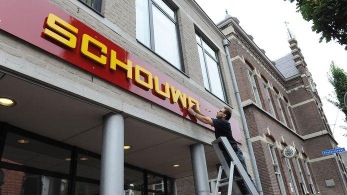 Schouwburg Cuijk.