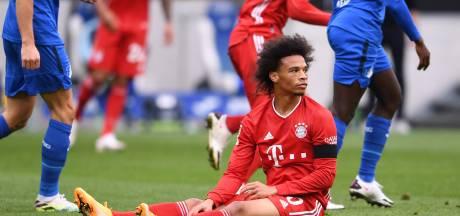 Bayern München enkele weken zonder Leroy Sané