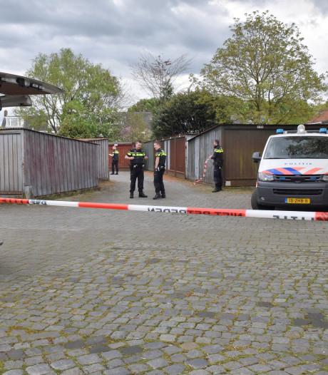 Honderden liters drugsafval gevonden aan Doctor Leijdsstraat Tilburg