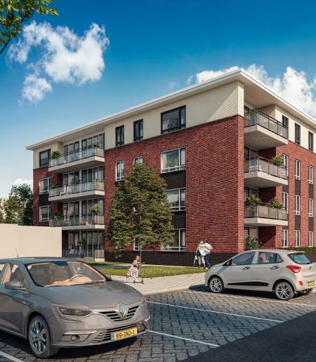 Nieuw complex voor ouderen in Rokkeveen