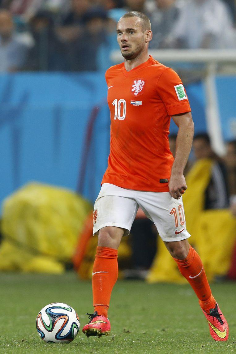 Sneijder. Beeld afp