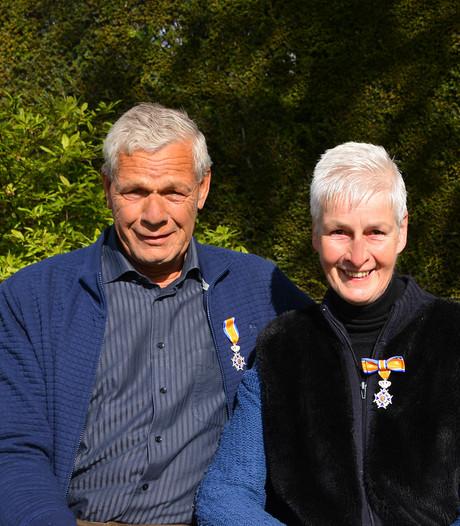 Vijf Deurnenaren lid in Orde van Oranje-Nassau