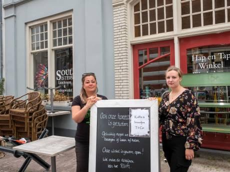Corona kost conceptstore en brasserie Soul Sisters in Hattem de kop