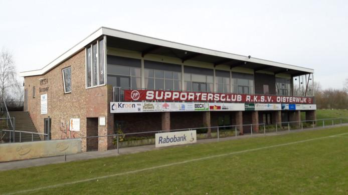 Scouting Oisterwijk laat zijn oog vallen op de accommodatie van RKSV Oisterwijk.
