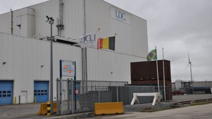 1,5 ton cocaïne gevonden tussen fruitsap in Gentse haven