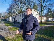 Dwangsom voor vijf chalets die op De Wildhorst welkom zijn
