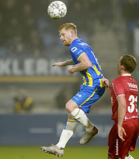 RKC-debutant Van der Venne: 'We mogen het niet zo weggeven'