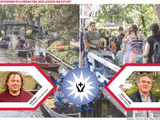 Corona-maatregelen toeristenstroom verdelen Giethoorn