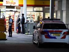 Gewapende overval op Shell-tankstation in Middelburg, dader op de vlucht