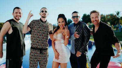 Dimitri Vegas en Like Mike strikken Daddy Yankee