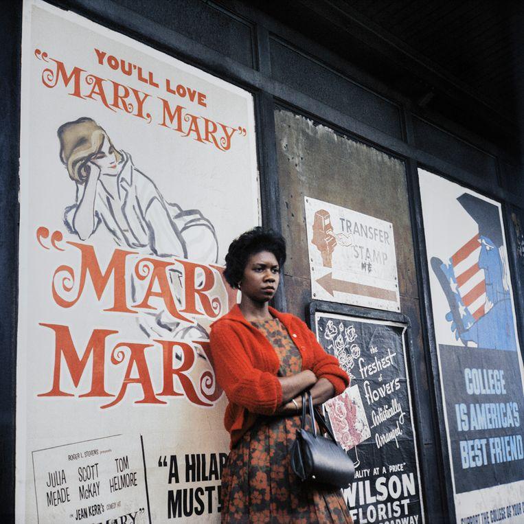 Chicago, 1962. Beeld Nalatenschap Vivian Maier, Maloof Collection en Howard Greenberg Gallery, New York