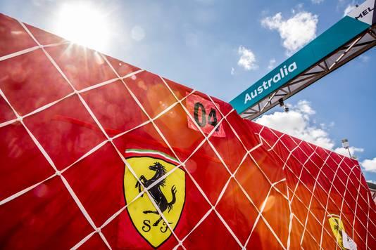 De voorbereidingen voor de F1-race van Melbourne, de opening van 2020, zijn in volle gang.