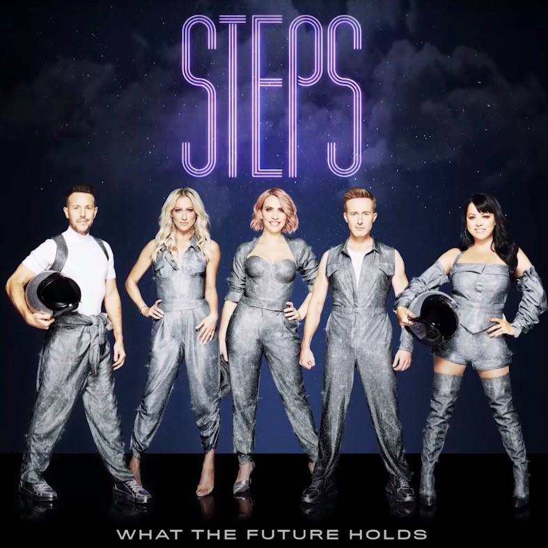 Steps maakt een comeback met de single 'What The Future Holds'.