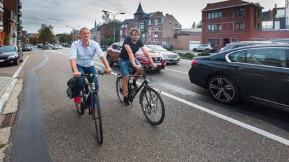 """Tongeren is nog geen fietsstad"""