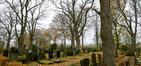 Verzet tegen ruiming begraafplaats Sprang-Capelle groeit: 'Je beschadigt het aanzicht en waarom?'