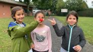 Gesponsorde wandeling ten voordele van Rode Neuzen Dag en caravan het 'Blommeke'