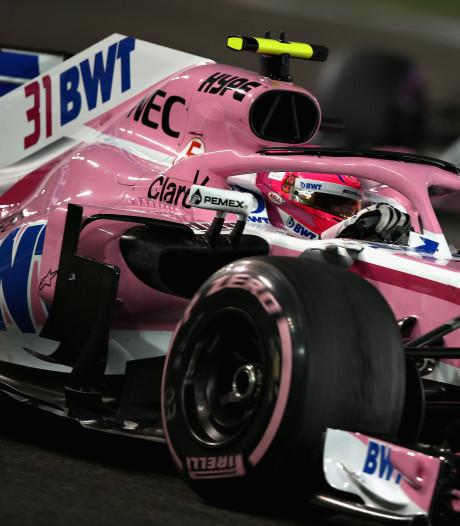 Naam Force India verdwijnt uit Formule 1