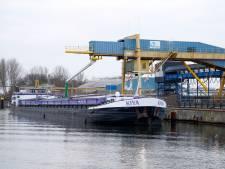 Goederen verlaten havens North Sea Port steeds vaker per binnenvaartschip
