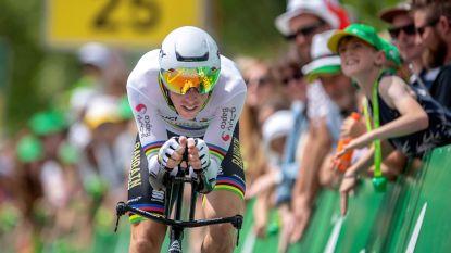 Tijdritkampioen Dennis steekt proloog in Ronde van Zwitserland op zak