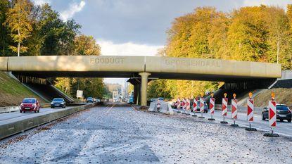 Ecoduct Groenendaal open voor publiek
