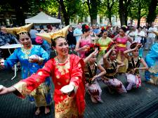 Eerste Pasar Malam Gorinchem trekt 10.000 bezoekers